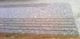 Treapta granit gri